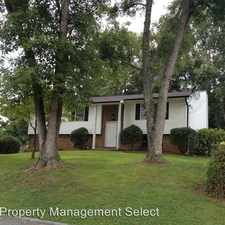 Rental info for 11008 Concord Woods Dr in the Farragut area