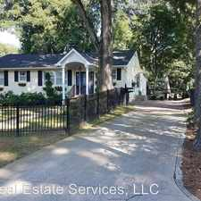 Rental info for 761 Westover Ave NW