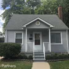 Rental info for 4450 Grindley Park in the Detroit area