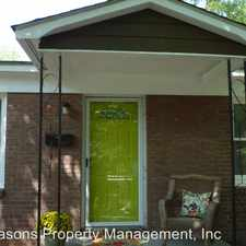 Rental info for 1928-2 Umstead Street in the Villa Heights area