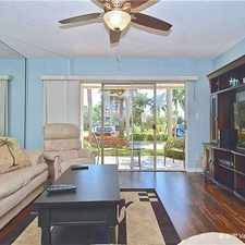 Rental info for 6047 Bahia Del Mar Boulevard #162 in the St. Petersburg area
