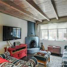 Rental info for 612 1/2 Old Santa Fe Trail Unit A