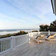 Rental info for 307 Ponte Vedra Blvd in the Palm Valley area