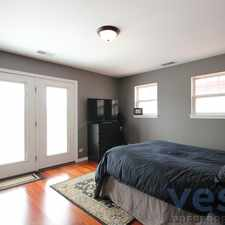 Rental info for 1156 North Howe Street #C in the Goose Island area