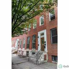 Rental info for 2 Bed, 1 bath apartment for 1350 with Utilities in the Gay Street area