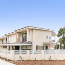 Rental info for Brand New- Close to Fremantle & South Beach in the Beaconsfield area