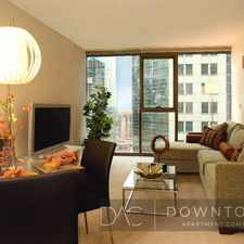 Rental info for Chicago, IL 60606, US in the The Loop area