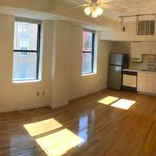 Rental info for 40 Clark Street #3 in the North End area