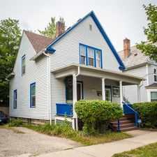 Rental info for 217 N Thayer St in the Ann Arbor area