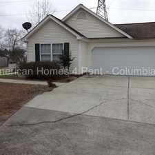 Rental info for 509 Chisolm Way