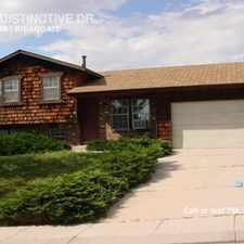Rental info for 2306 DISTINCTIVE DR. in the Anderosa area
