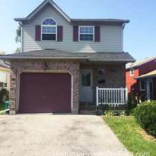 Rental info for 64 Dawn Ridge Drive in the Kitchener area