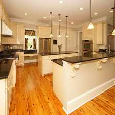 Rental info for Designer Custom Home in the Mount Pleasant area