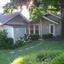 Rental info for 63021, central air, thermal windows, new hardwood floors, stainless applicances, Parkway schools