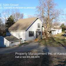 Rental info for 3864 E 59th Street in the Swope Parkway - Elmwood area