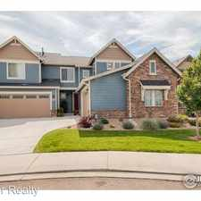 Rental info for 2430 Calais Drive Unit A in the Longmont area