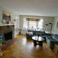 Rental info for Centre Realty Group in the 02459 area