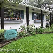 Rental info for 125 Pershing in the College Station area