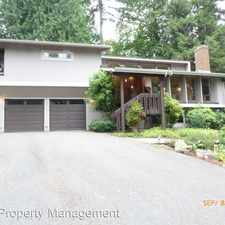 Rental info for 22622 SE 20th St in the Sammamish area