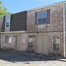 Rental info for 4832 Finch St. B in the Metairie area