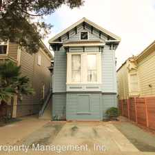 Rental info for 1439 Chestnut in the Ralph Bunche area