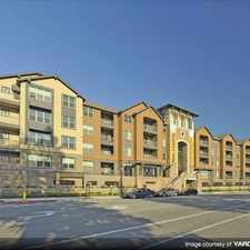Rental info for Township Apartments in the Redwood City area