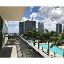 Rental info for 3301 Northeast 1st Avenue #H090 in the Wynwood-Edgewater area