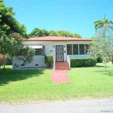 Rental info for 261 Northeast 43rd Street in the Miami area