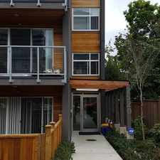Rental info for 1520 Avery Avenue in the Marpole area