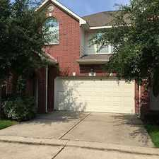 Rental info for 9224 Rodney Ray Boulevard in the Houston area