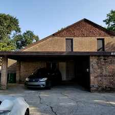 Rental info for 5810 Golden Forest Drive in the Houston area