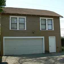 Rental info for 704 East 11th 1/2 Street in the Houston area