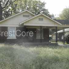 Rental info for 1455 Snowden Ave, Memphis TN 38107 in the Memphis area