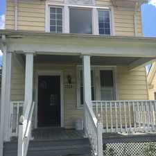 Rental info for 3325 North Ave