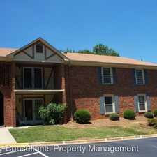 Rental info for 4606-H Lawndale Dr in the Greensboro area