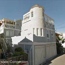 Rental info for 1836 The Strand - # E in the 90254 area