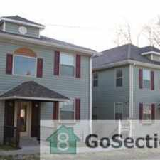 Rental info for Charming and Spacious 3 BD - Section 8