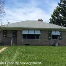 Rental info for 1317 Hawthorne & 5310 E 13th in the Martindale - Brightwood area