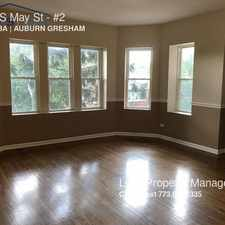 Rental info for 7549 S May St in the Englewood area