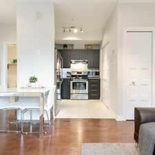 Rental info for 7700 rue Lavaltrie #109 in the Longueuil area