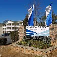 Rental info for Longview Meadow Apartments in the Concord area