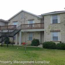 Rental info for 3301 A El Salido Parkway Unit 612 in the Cedar Park area