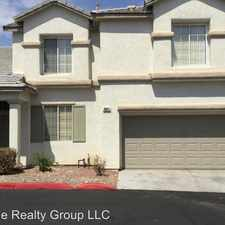 Rental info for 6841 Relic St.