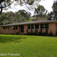 Rental info for 6840 Sevenoaks Ave in the Baton Rouge area