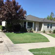 Rental info for 1515 N. Farris Avenue in the Fresno area