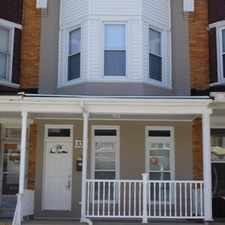 Rental info for $1350 3 bedroom Townhouse in Baltimore City Baltimore North in the Harwood area