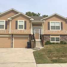 Rental info for 1610 Northwest Hilltop Lane in the Independence area