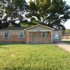 Rental info for 3429 Beech Grove Road in the Memphis area