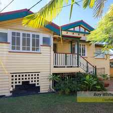 Rental info for COORPAROO CHARMER! in the Coorparoo area