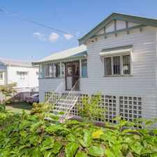 Rental info for Picturesque Home Nestled in Leafy Streetscape in the Brisbane area